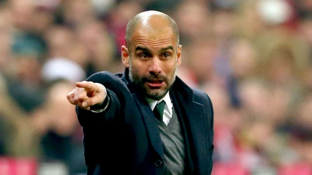 Pep Guardiola Bayern Munchen Payah Jika Gagal Treble Winners