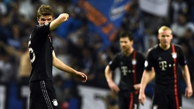 Porto vs Bayern Munchen 2