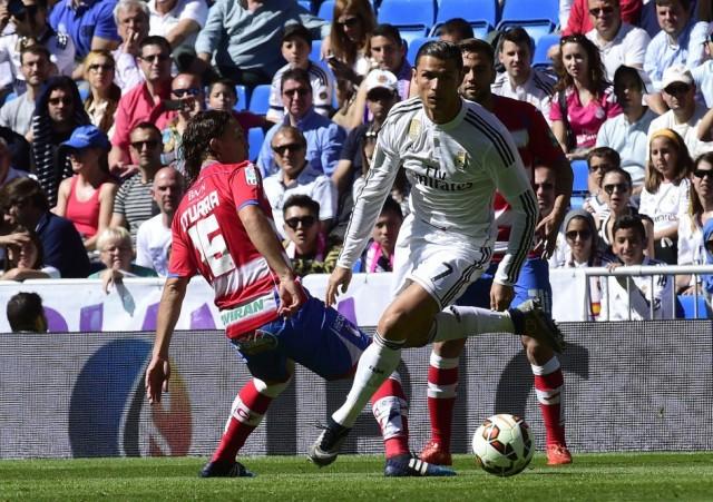 Quattrick Cristiano Ronaldo