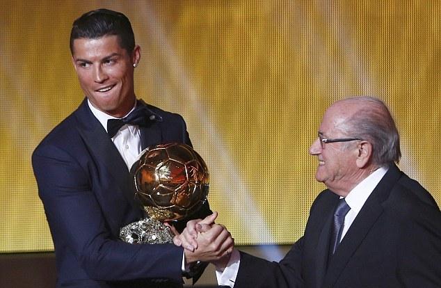 Ronaldo-Blatter