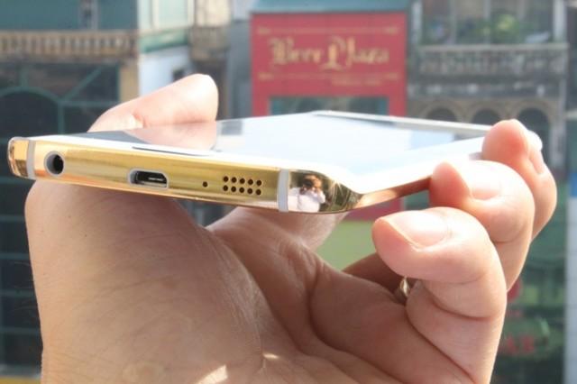 Samsung Galaxy S6 emas 2