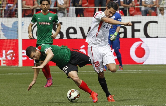 Sevilla vs Athletic Bilbao 1