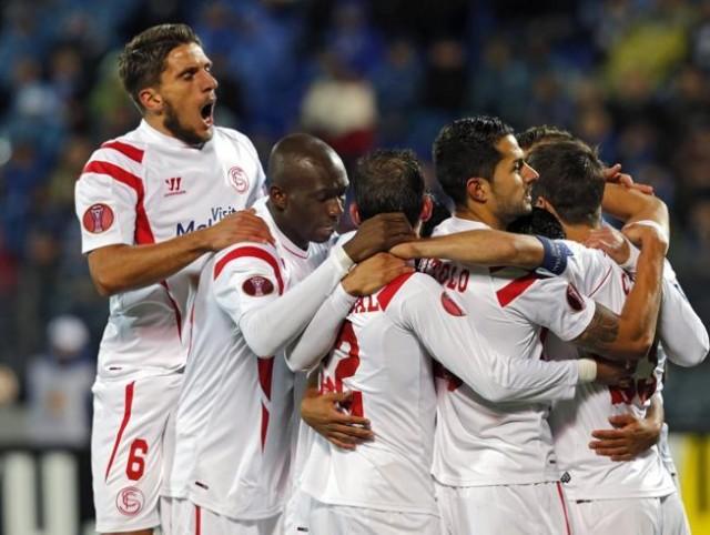 Sevilla vs Rayo Vallecano 1