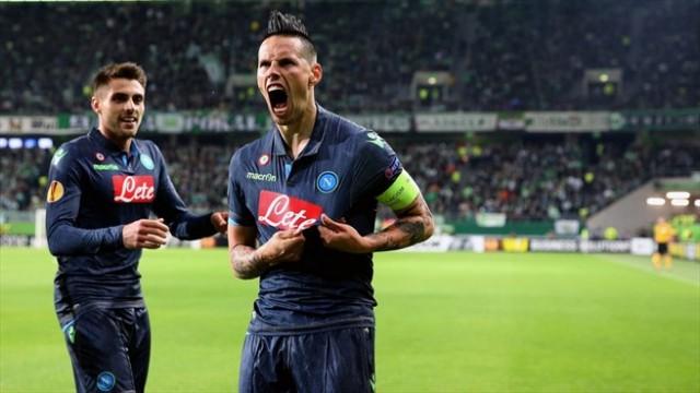 Wolfsburg vs Napoli 3