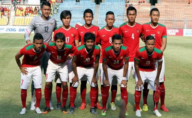 timnas Indonesia u23 u22 skuat