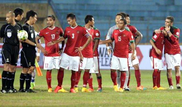 timnas indonesia senior aff cup 2014 kalah