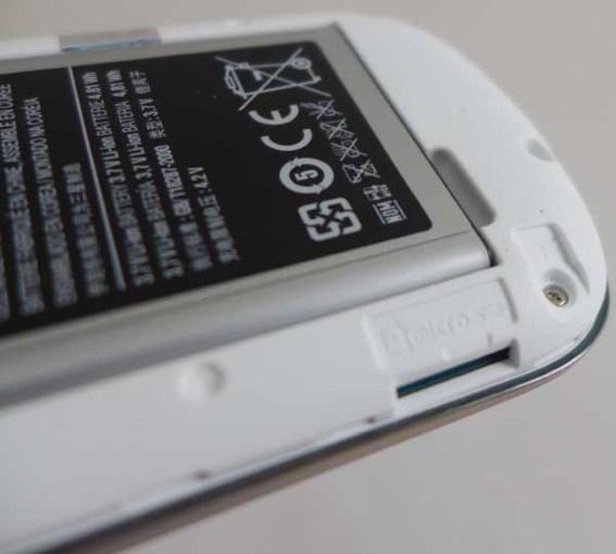 Baterai Samsung Galaxy Fame GT-S6810