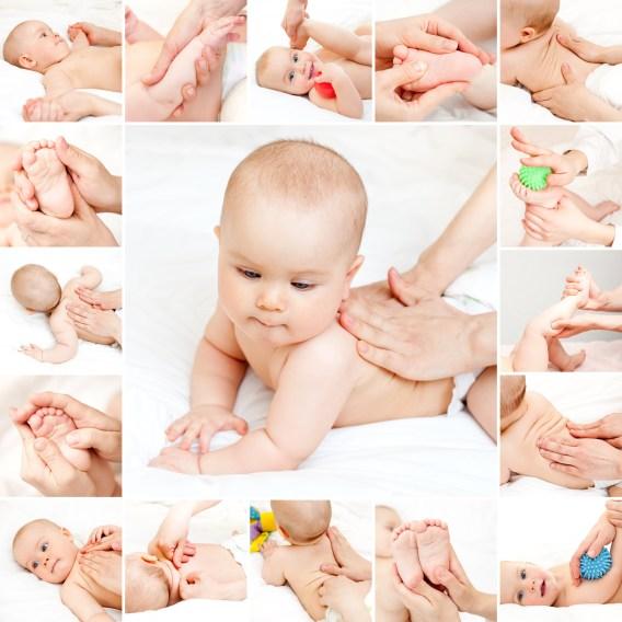 Cara Memijat Bayi