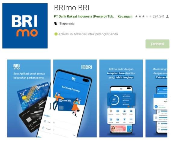BRImo BRI Aplikasi di Google Play