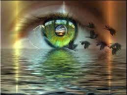 Связь Зрения с духовными проблемами
