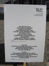 Tag der Poesie Gedicht 11