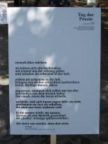Tag der Poesie Gedicht 6