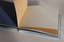 Buchbinden - Skizzenbuch mit Koptischer Bindung: Buchblock
