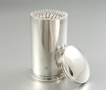 Kleines  Kurioses  Silbersuite  Altes Tafelsilber