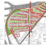 Regeneration proposal (option 5) in greater detail