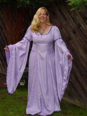 Elben Kleid, Phantasie