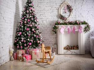 Christmas backdrops at Kate Backdrop