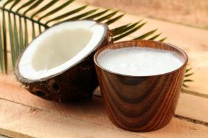 faire de l'huile de coco