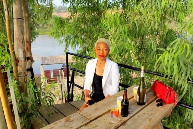 Moules, frites au Cap banga Un endroit à visiter à Niamey