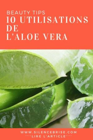 10 Utilisations de L'Aloe Vera Beauty Blog Mode Togo
