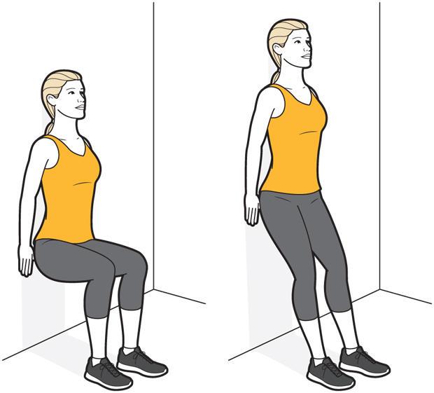 4 exercices pour muscler le périnée #Grossesse #Muscle #Périnée #Exercice #Sport #fitness #cardio #musculation