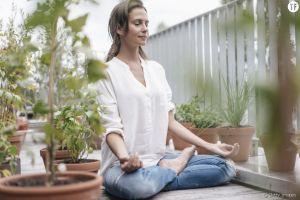 5 postures de yoga pour évacuer le stress #Yoga #Sport #fitness #stress #cardio #musculation #blogTogo