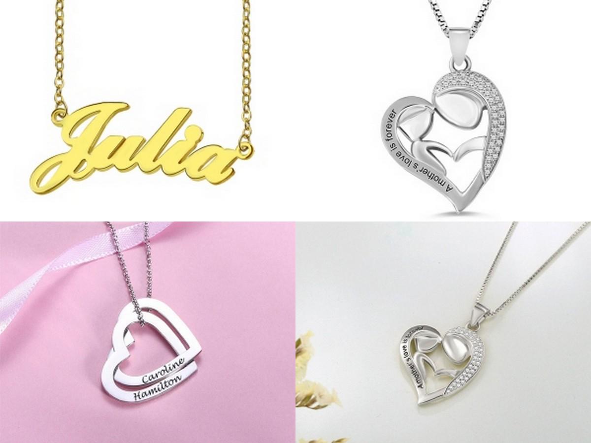 Bijoux personnalisable sur Obtenircollierprénom #Bijoux #Collier #jewelry #collierenor #argent