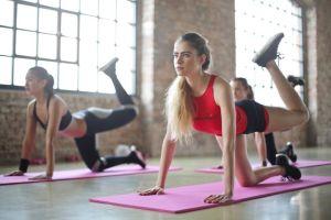 6 exercices pour des fesses musclées #Sport #fitness #cardio #musculation #blogTogo