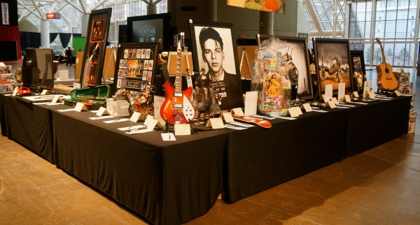 Cost Silent Auction Company