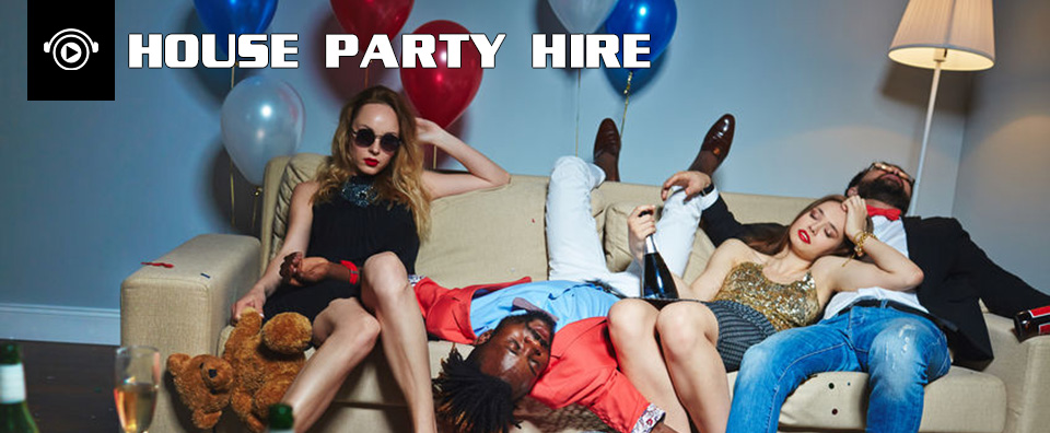 Image of House Party Hire