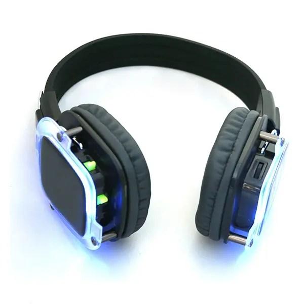 SDDJS HP2 hoofdtelefoon voor silent disco