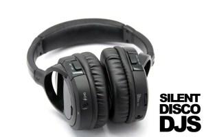 Silent Disco Hoofdtelefoon Kopen