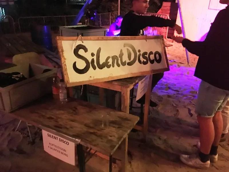 Silent Disco verhuren