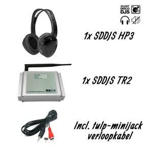 SDDJS TP3 Silent Disco Testpakket