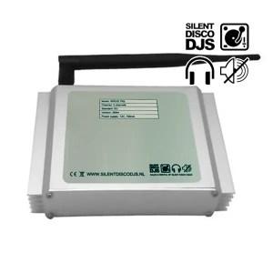SDDJS TR2 Silent Disco Zender (3 kanalen)