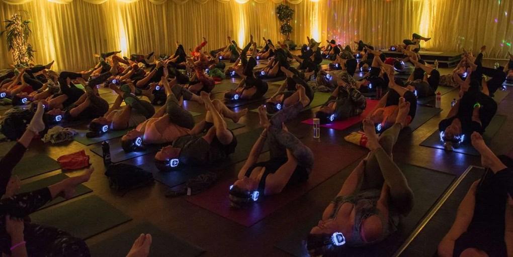 Silent Disco Yoga Contact Us