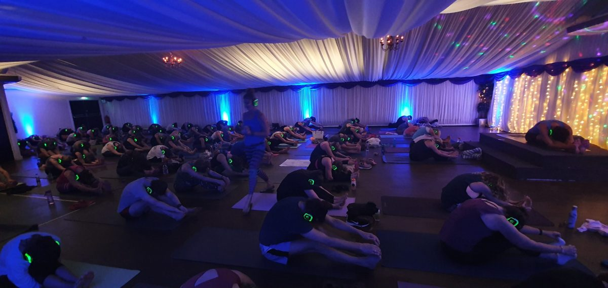 Silent Disco Yoga UK