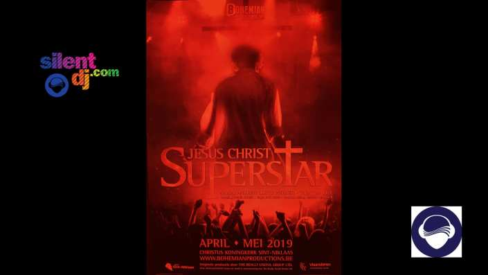 poster Jezus christ superstar