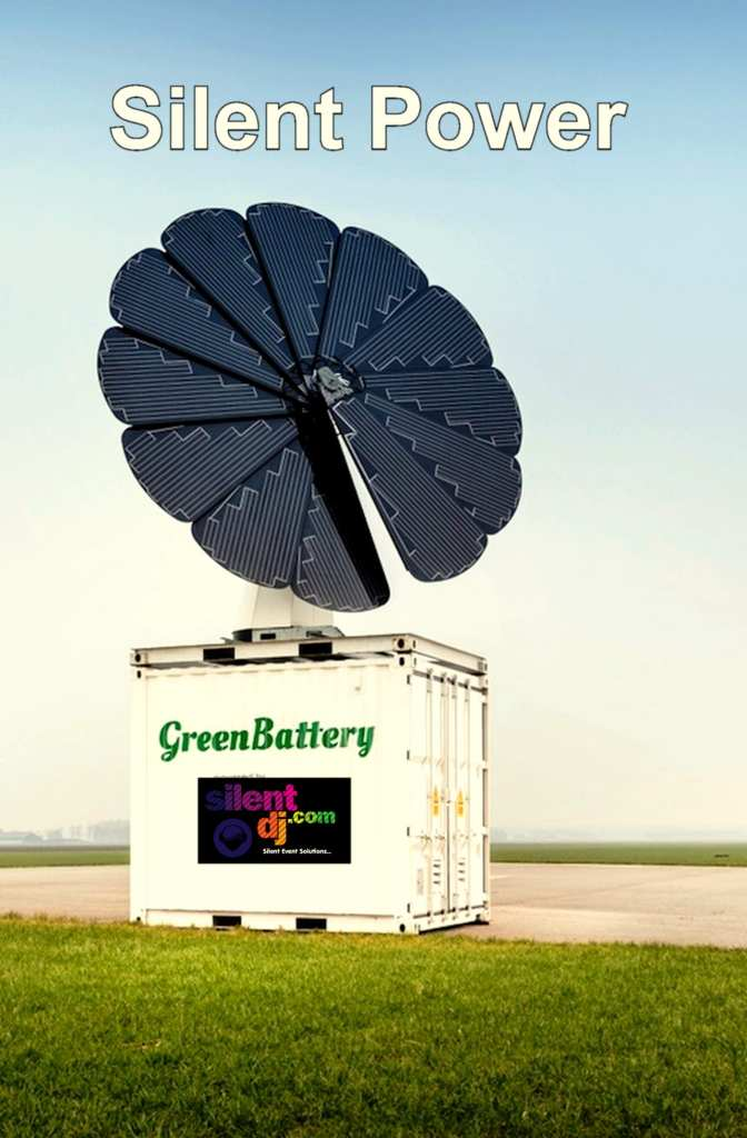 Silent Green Power Battery