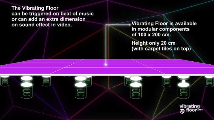 vibrating floor technical