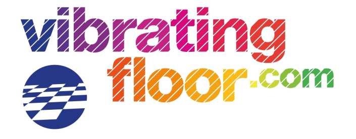 vibrating floor logo