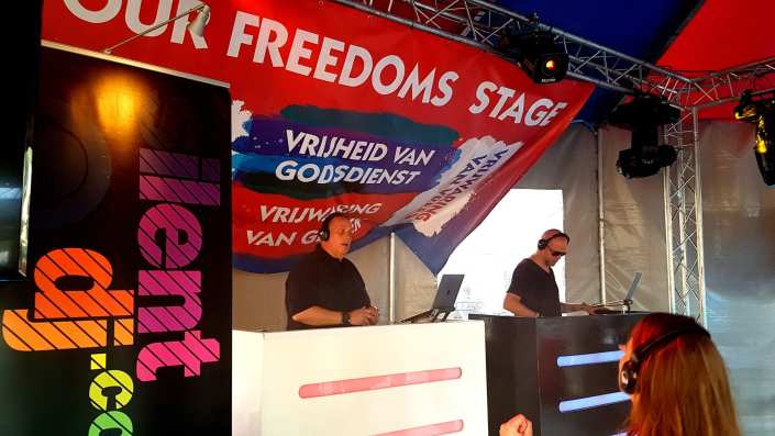four freedoms stage vlissingen