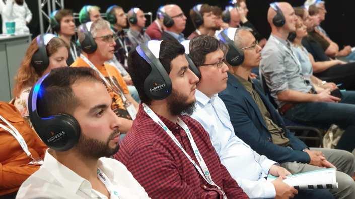 lezingen-en-beurs-presentatiesfocus op de boodschap big data expo silent