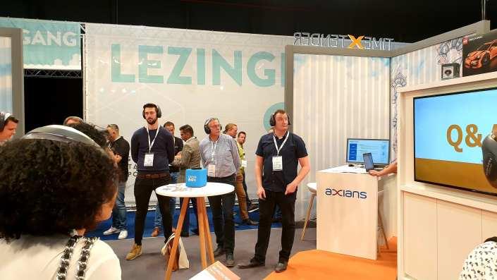 time extender big data expo lezingen en beurs presentaties