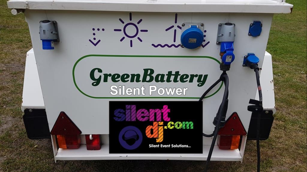 green battery power nuon