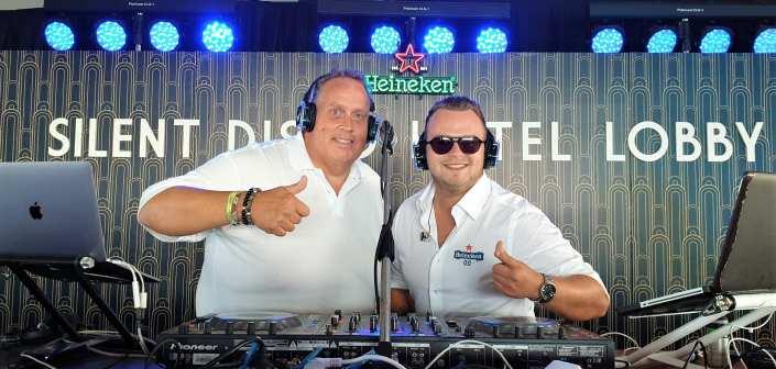DJ Rene en DJ Tim