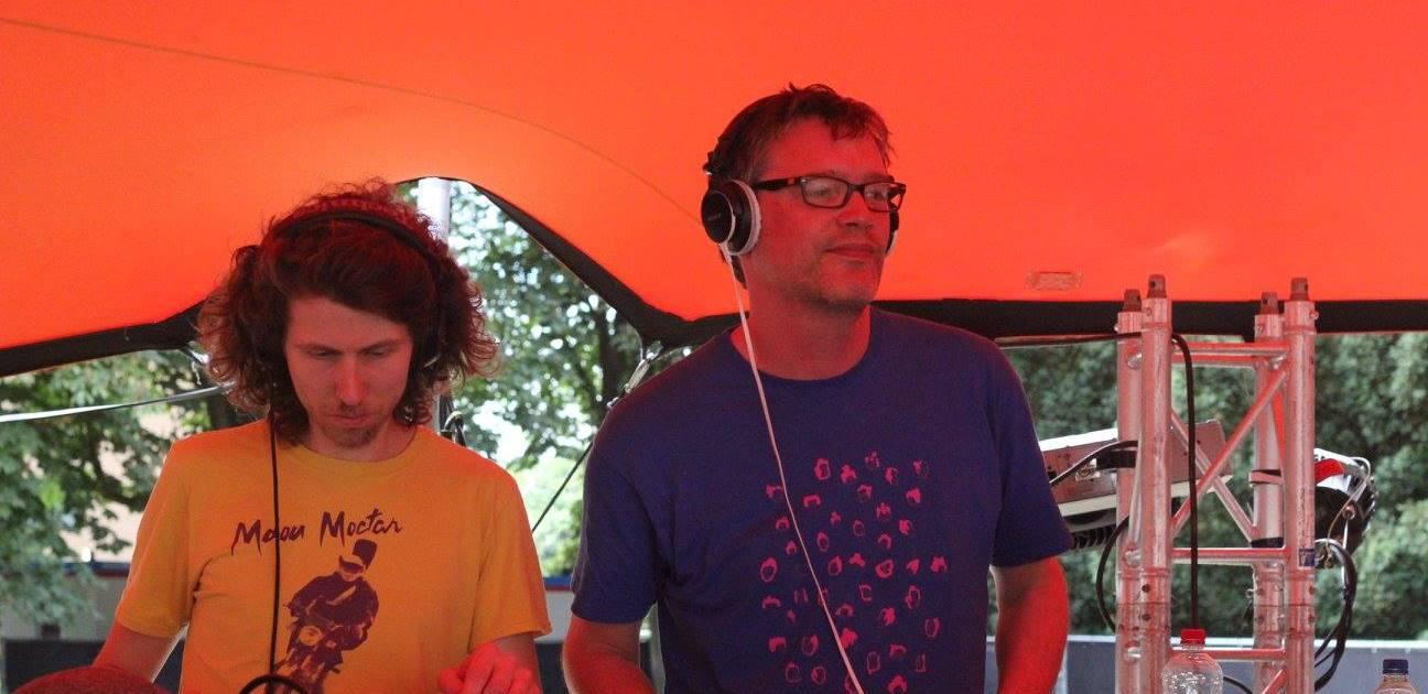 Music Meeting silent disco Nijmegen
