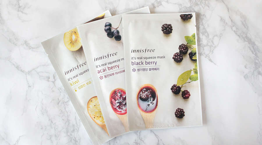 silentlyfree-beauty-kbeauty-korean-sheet-masks-inisfree-kiwi-acai-berry-black-berry-01