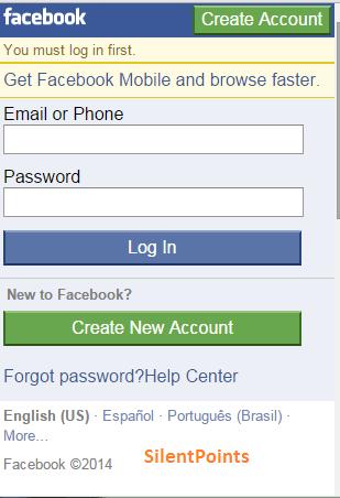 Wapka Phishing Codes of Facebook 2018 - [100% Tested & Working]