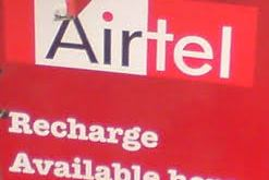 Airtel Free 100MB 3G Data